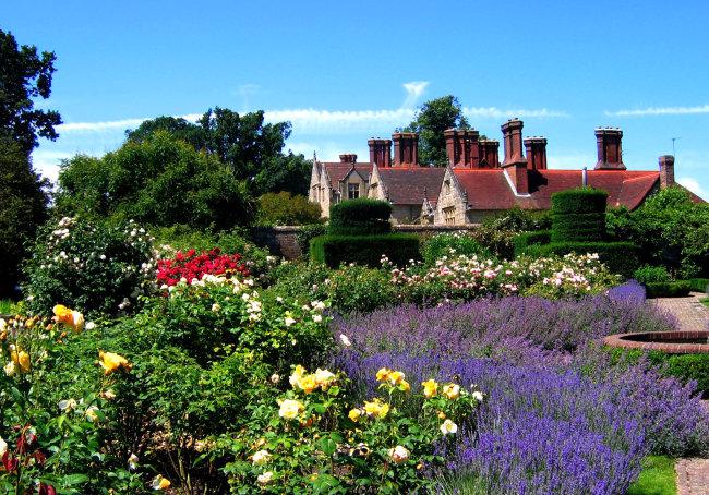 英国庄园图片