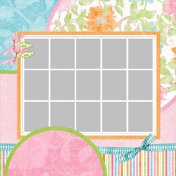 相册模板psd素材免费下载-千图网www.58pic.com