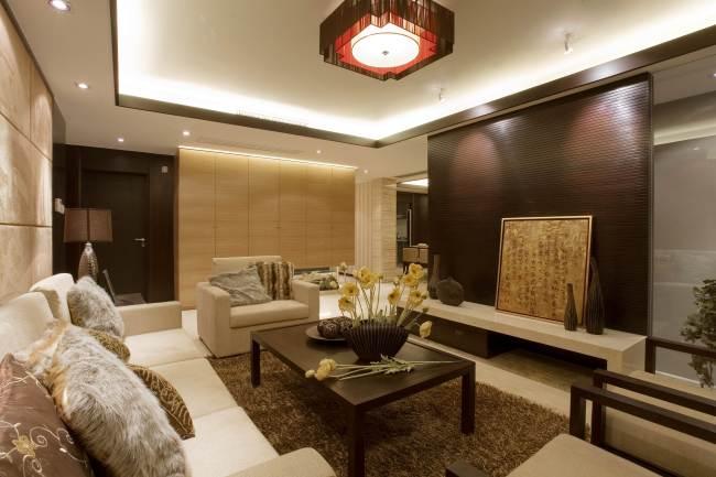 新中式风格客厅装修