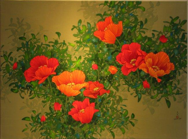 手绘花卉素材 手绘 中国风图片素材免费下载-千图网.