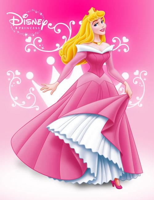 王冠 卡通女孩