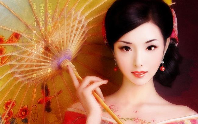 古典美女图片素材免费下载-千图网www.58pic.com