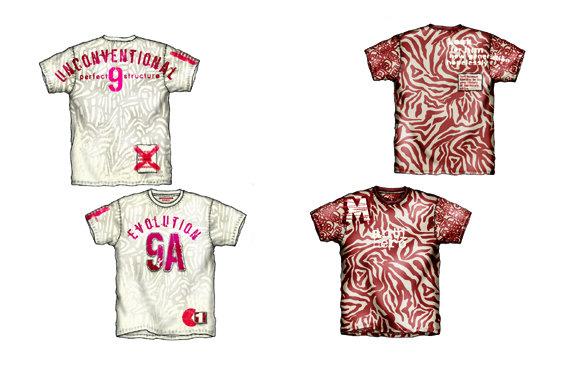 t恤设计模板psd素材免费下载-千图网www.58pic.com