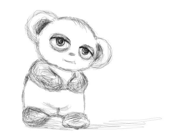 当前位置: 首页 最新素材 图片素材 卡通|动漫|可爱图片 手绘熊猫