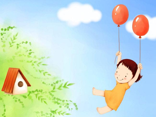 童话世界 可爱卡通