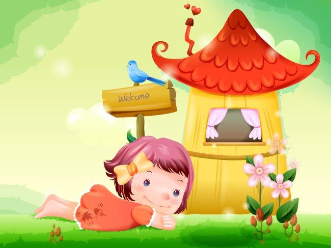 快乐童年图片素材免费下载-千图网www.58pic