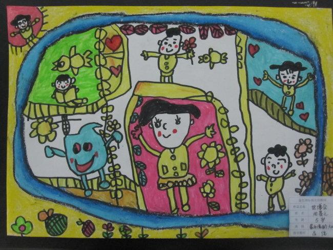 首页 最新素材 图片素材 卡通|动漫|可爱图片 幼儿美术作品