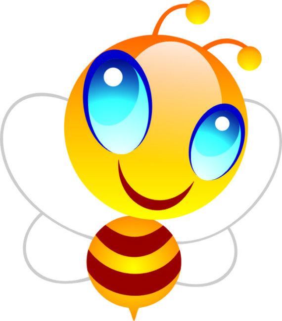 蜜蜂的可爱卡通图_蜜蜂的可爱卡通图图片分享