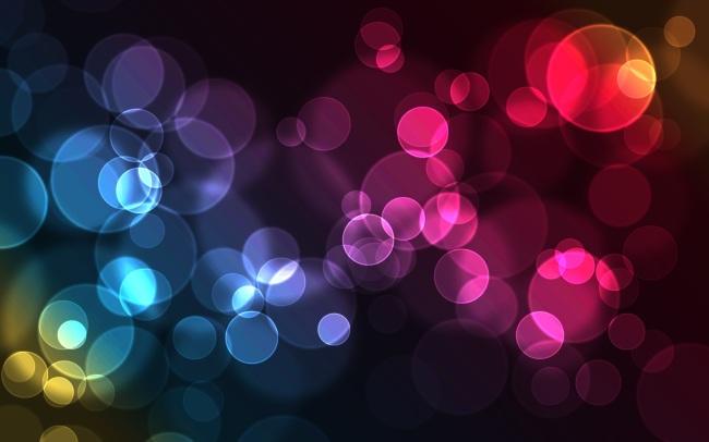 彩光斑斓图片