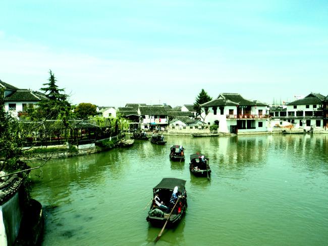 苏州锦溪 旅游景区 旅游景点