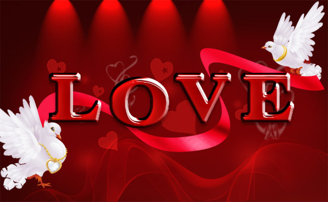2月14情人节节日素材免费下载 千图网