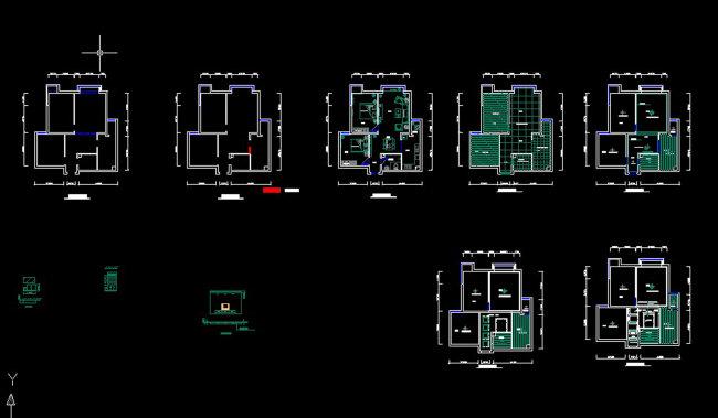 千图网提供精美好看的建筑效果图免费下载,本次建筑效果图作品是关于建筑施工图设计,主题是两室两厅一卫CAD设计方案图纸,编号是6435743,格式是dwg,建议使用对应的软件打开件打开,该建筑施工图素材大小是202.415 KB。 两室两厅一卫CAD设计方案图纸是由建筑效果图设计师杰Ss上传.