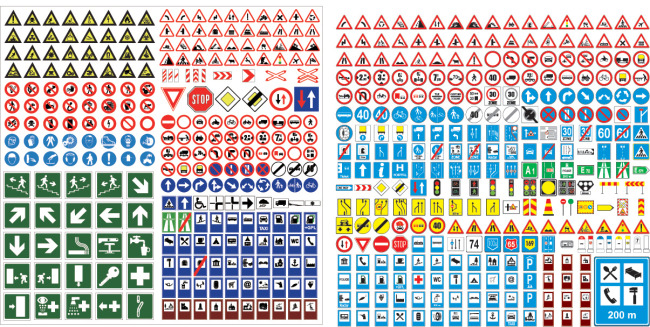 安全标牌免费下载