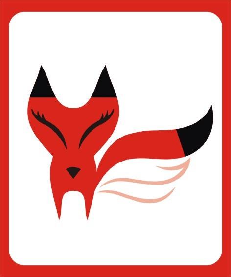 漂亮的红色火狐狸