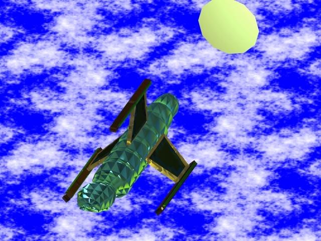 飞机模型psd素材免费下载-千图网www.58pic.com