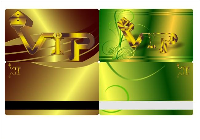 vip卡模板矢量图免费下载-千图网www.58pic.com
