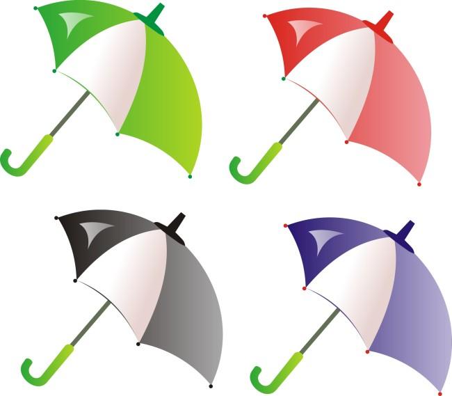 手绘雨伞海报免费下载-千图网www.58pic.com