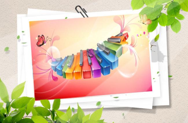 琴行广告模板      广告设计模板 广告设计psd素材 海报 海报素材
