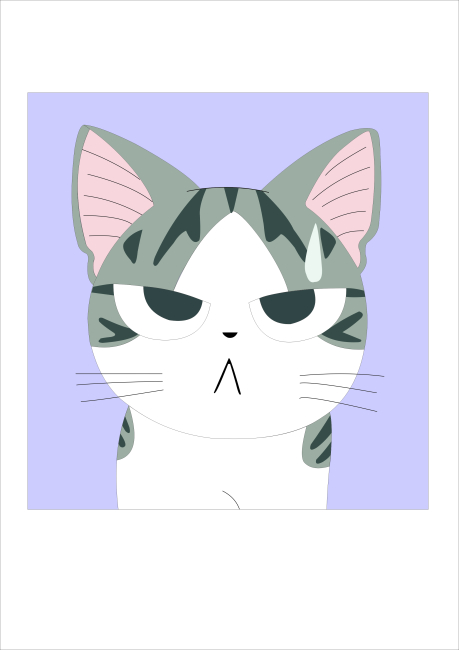 甜甜私房猫图片