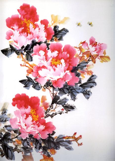 惊艳牡丹模板下载 惊艳牡丹图片下载 牡丹花 惊艳 国色天空 花开富贵图片