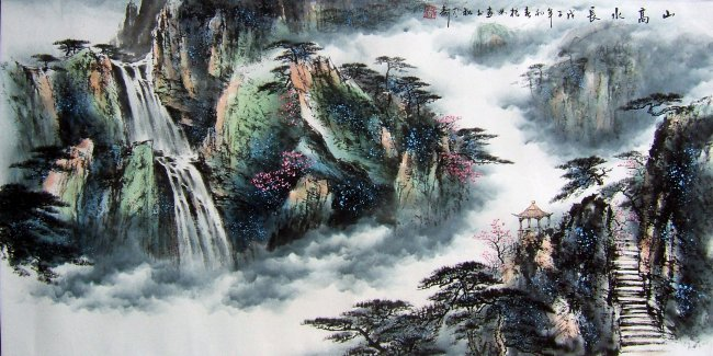万里山河图图片素材免费下载-千图网www.58p