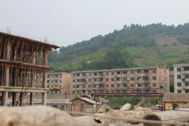 中国红石国家森林公园桦甸白山