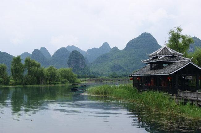 桂林山水风景图片图片