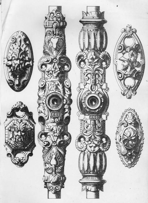 欧美古典图案图片素材免费下载 千图网www58piccom