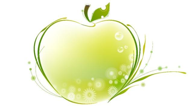 苹果手绘图