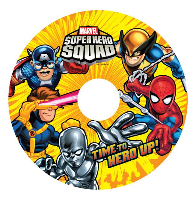 五大侠 超人 超人卡通