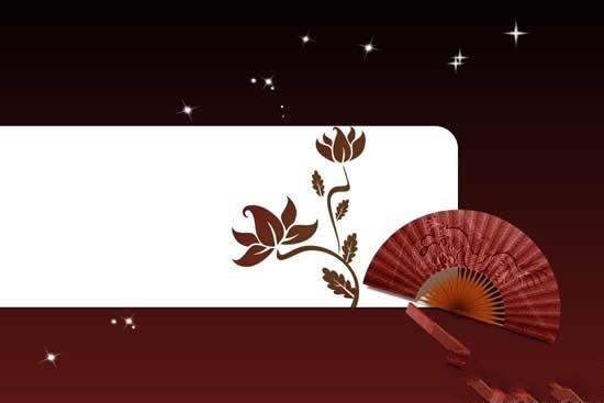 中国风艺术ppt模板