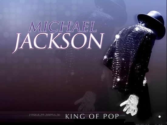 欧美明星迈克尔·杰克逊ppt模板 ppt模板免费下载-千.