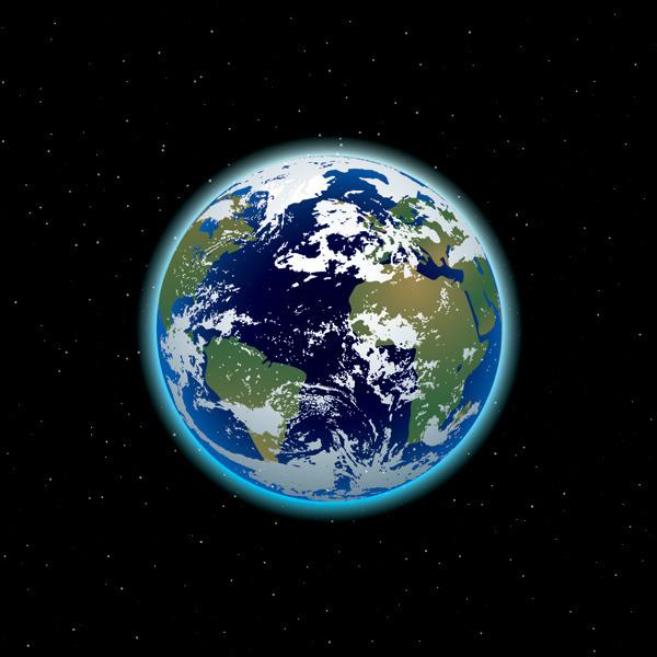 星球 地球 太空 图片素材