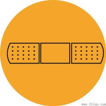 橙色设计小图标素材矢量图免费下载-千图网www.58pic.