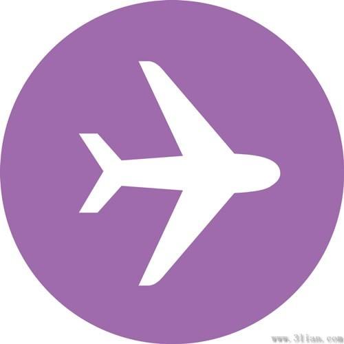 当前位置: 首页 最新素材 矢量图 其他矢量图 矢量飞机图标