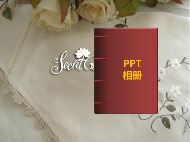 相册ppt模板免费下载图片