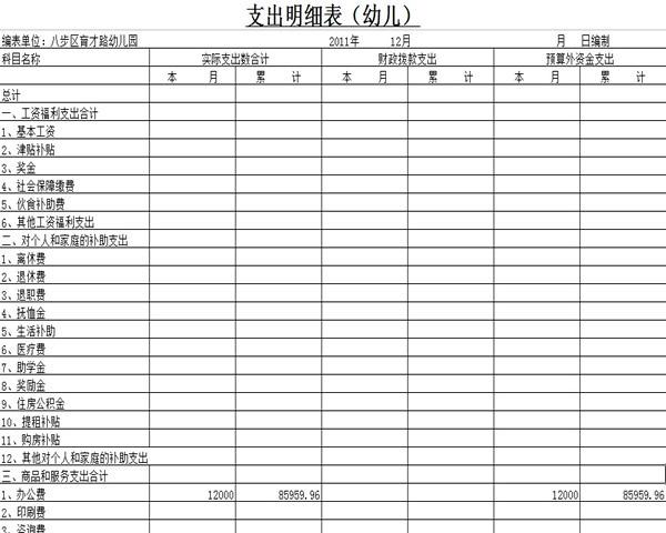 收益支出计算表格ppt模板免费下载-千图网www.58pic.