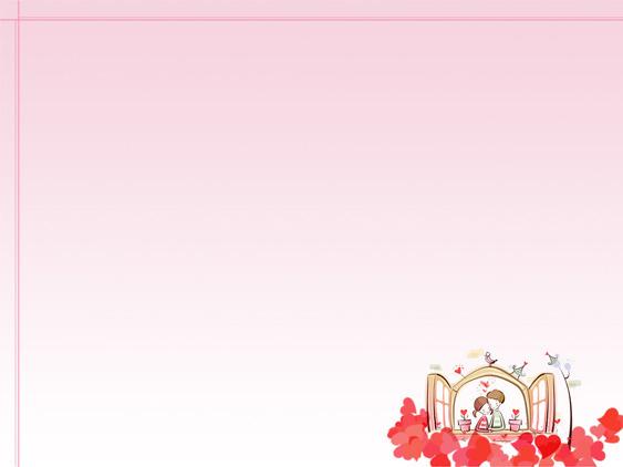 婚礼ppt模板—幸福在一起