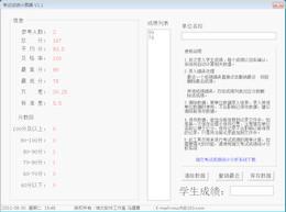 考试成绩计算器 v1.1软件下载免费下载-千图网