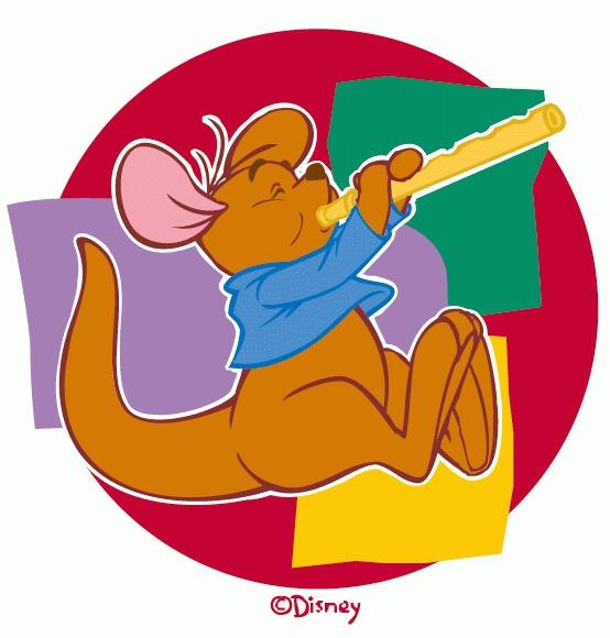 小老鼠卡通矢量图