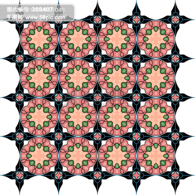 地毯 花纹 坐垫 矩形 毛毯 图纹 布料 布匹 欧洲风情 印度风情