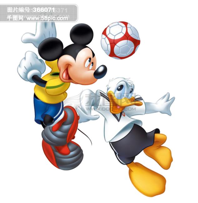 米老鼠 唐老鸭 卡通