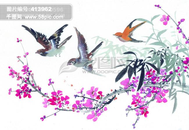 千图网提供精美好看的图片素材免费下载,本次图片作品是关于动植物图片素材,主题是中华艺术绘画_古画_山水画_动物绘画_飞鸟_中国古代绘画,编号是413962,格式是jpg,建议使用对应的软件打开,该动植物图片素材大小是7.713 MB,尺寸为4961x3417。 中华艺术绘画_古画_山水画_动物绘画_飞鸟_中国古代绘画是由图片设计师 星期五*上传.