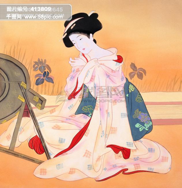 唐朝宫廷美女