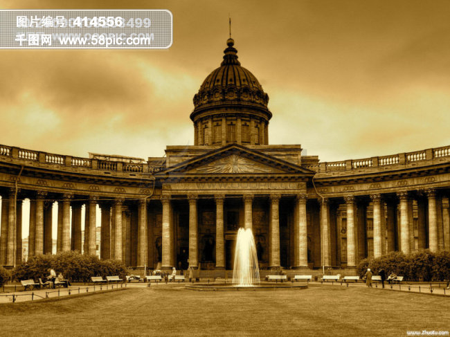 欧式建筑图片素材免费下载-千图网www.58pic.com