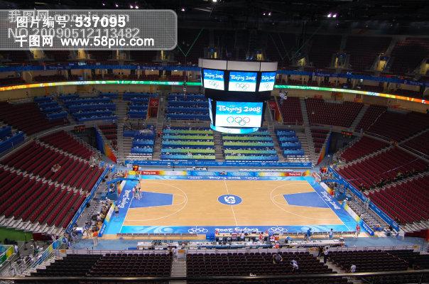 篮球场 体育馆 604_400