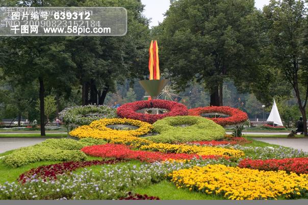 首页 最新素材 装饰素材 园林设计 公园花坛