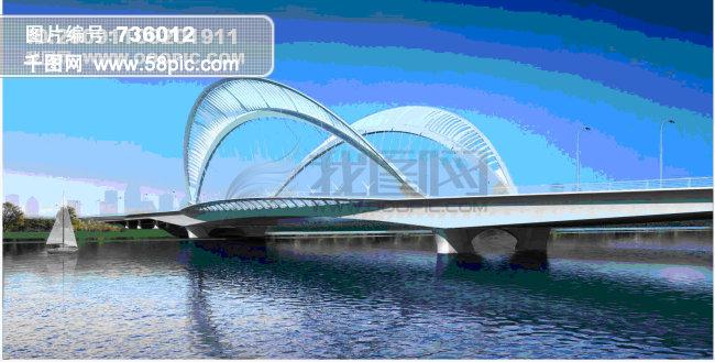 太原市南中环桥图片素材免费下载 千图网