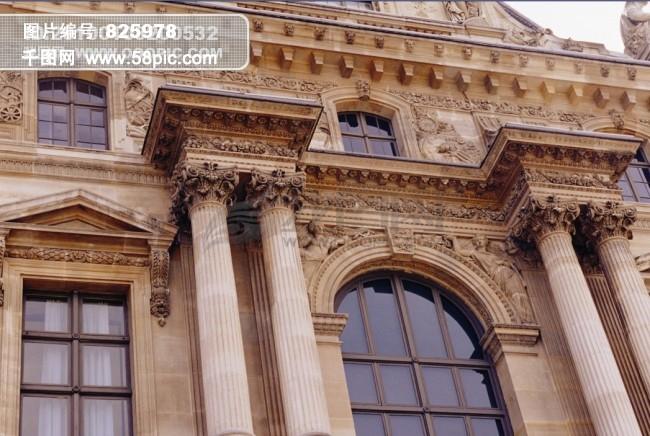 欧式风格建筑摄影图片图片