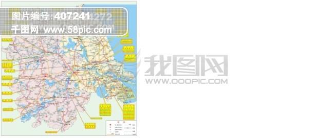 江苏安徽地图